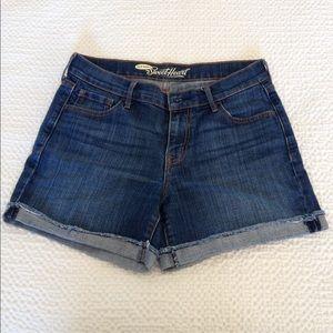 Old Navy Sweetheart Shorts
